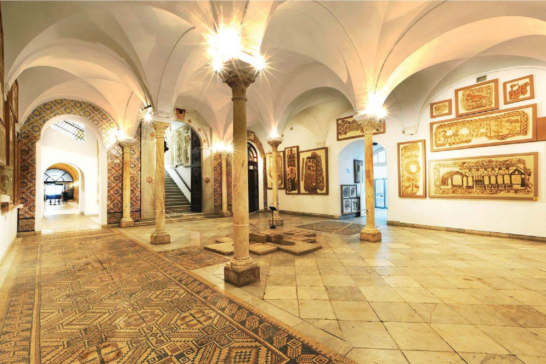 Bardo museum mosaics
