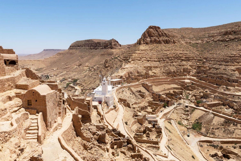 Chenini Tataouine Berber village
