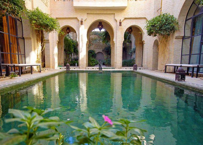 Oasis Tozeur Tunisia