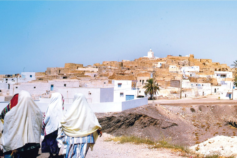Tamezret Berber Village Tunisia
