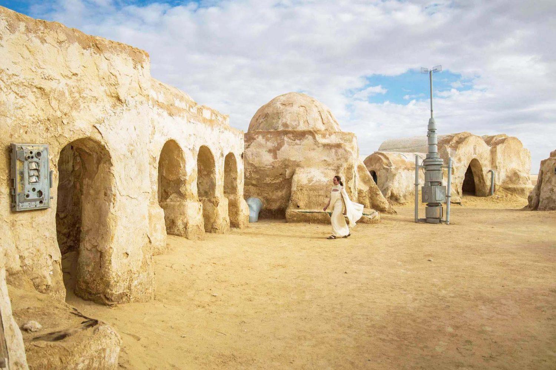Tatooine Sar Wars Mos Espa