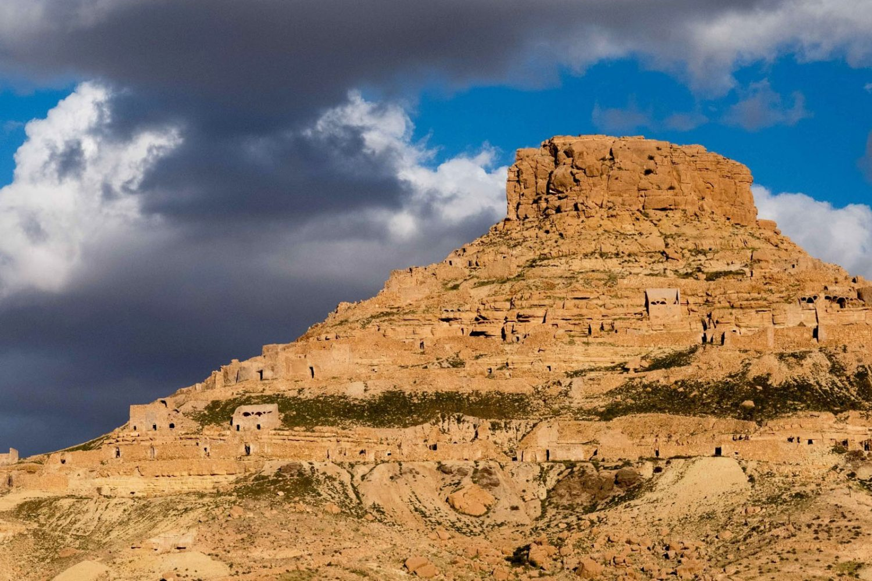 Guermessa Tataouine Berber Village