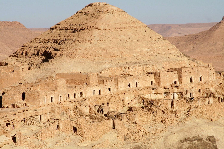 Guermessa Berber Village