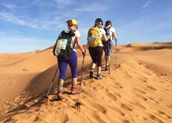 Tunisia Sahara Trek and Hiking