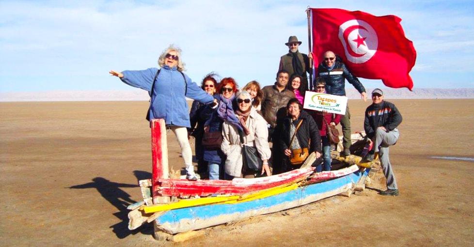 Circuits et excursions Tunisie